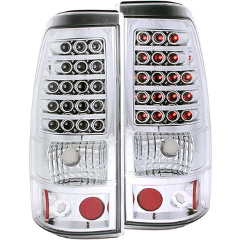 Anzo Tail Light Assembly - 2003-2007 Chevy Silverado 2500