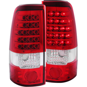 Anzo Tail Light Assembly - 1999-2007 GMC Sierra 2500