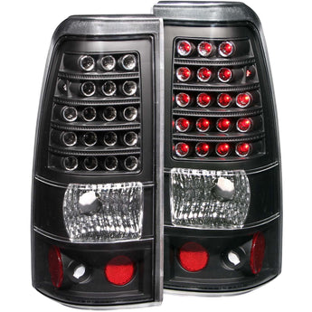 Anzo Tail Light Assembly - 1999-2007 Chevy Silverado 2500