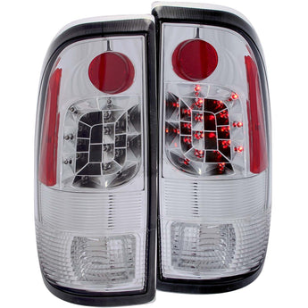 Anzo Tail Light Assembly - 1997-2007 Ford F-250