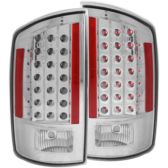Anzo Tail Light Assembly - 2006-2009 Dodge Ram 3500