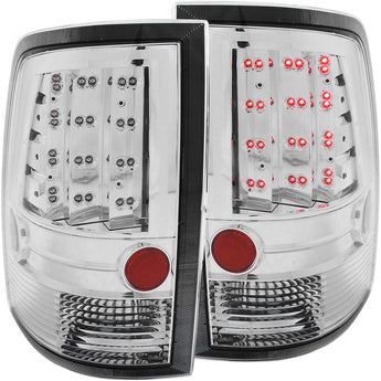 Anzo Tail Light Assembly - 2009-2015 Dodge Ram 1500