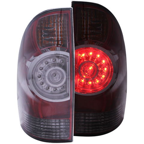 Anzo Tail Light Assembly - 2005-2015 Toyota Tacoma