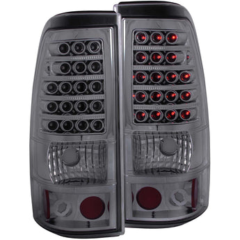 Anzo Tail Light Assembly - 2003-2007 Chevy Silverado 2500 HD