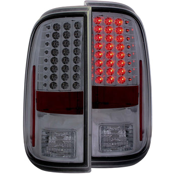 Anzo Tail Light Assembly - 2008-2015 Ford F-350 Super Duty