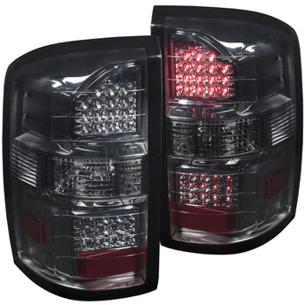 Anzo Tail Light Assembly - 2014-2016 GMC Sierra 2500 HD
