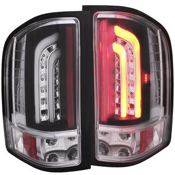 Anzo Tail Light Assembly - 2007-2014 Chevy Silverado 1500