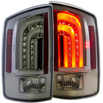 Anzo Tail Light Assembly - 2009-2009 Dodge Ram 3500