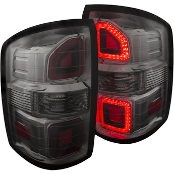 Anzo Tail Light Assembly - 2014-2015 GMC Sierra 2500 HD