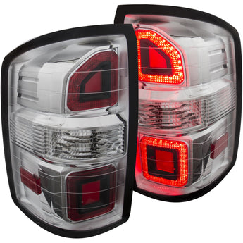 Anzo Tail Light Assembly - 2014-2015 GMC Sierra 1500
