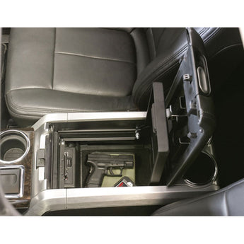 Tuffy Security Center Console Safe - 2009-2014 F150