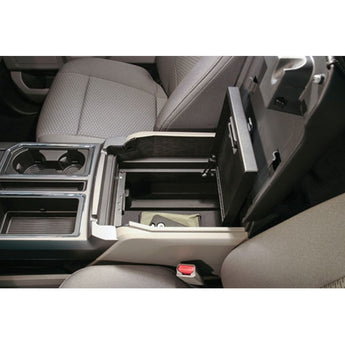 Tuffy Security Center Console Safe - 2015+ F-Series