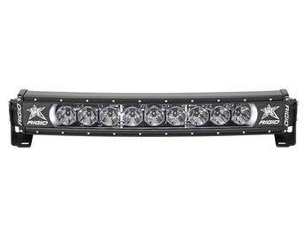 Rigid Industries RADIANCE+ Back-Lit Curved LED Bar - 20""