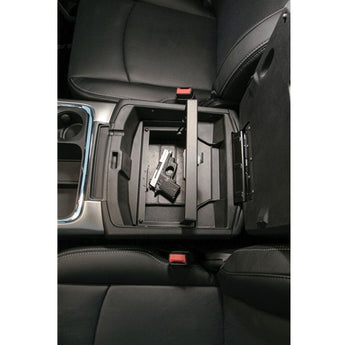 Tuffy Security Console Insert w/Fixed Floor OEM Console - 2010-2019 Ram 1500/2500/3500