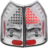 Anzo Tail Light Assembly - 2005-2008 Dodge Magnum