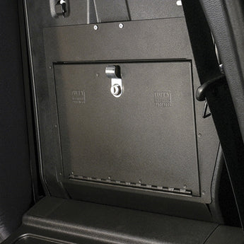 Tuffy Security Locking Security Cubby Cover Black - 2005-2018 Tacoma