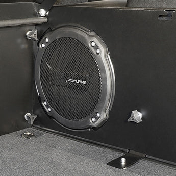 Tuffy Security Deck Enclosure for Alpine Subwoofer - Jeep JL