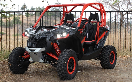 Baja Designs Can-Am Maverick ('13-16) / Renegade ('11-16) Unlimited Kit