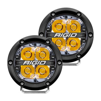 "Rigid Industries 360° Series (Pair) - 4"" Lights"
