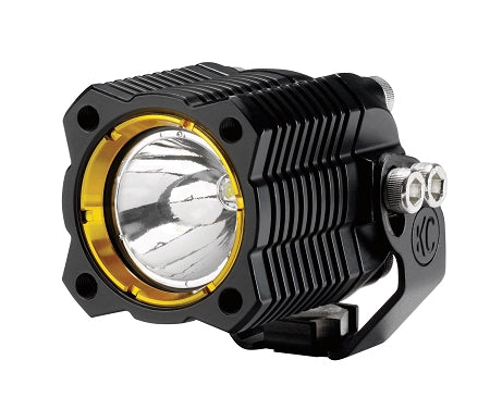 KC Hilites FLEX™ Single LED Light - No Harness