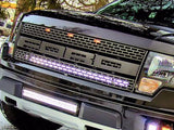 "Rigid Industries 40"" E-Series PRO Behind Grill Light Bar - 2010-2014 Raptor"