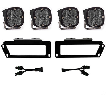 Baja Designs Double SAE Fog Light Kit -  Dodge Ram 1500/2500