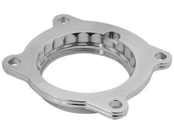 AFE Silver Bullet Throttle Body Spacer - 2015-2019 Colorado/Canyon