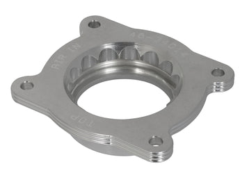 AFE Silver Bullet Throttle Body Spacer - 2015-2019 Colorado/Canyon I4-2.5L