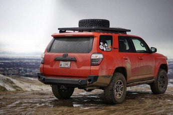 Expedition One - Trail Series Base Rear Bumper - 2014+ 4Runner (5th Gen)