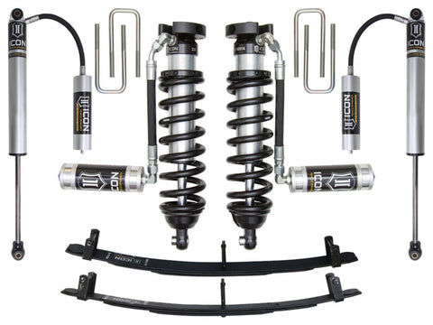 "Icon Vehicle Dynamics 0-3"" Stage 3 Suspension System - 1995.5-2004 Tacoma"