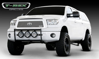 T-REX Upper Class Series, Overlay Grilles - Polished - 2010-2013 Tundra