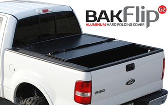 2015-2019 F150 & 2017-2019 Raptor BAK G2 Bed Cover