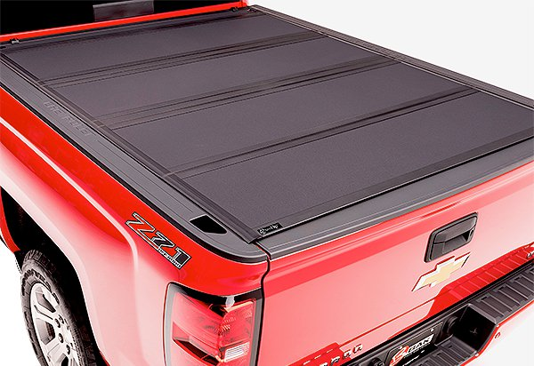 BAK - MX4 Bed Cover - 2015+ F150 / 2017+ Raptor