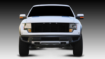 T-REX Laser Billet Series, Grilles - Powdercoat - 2010-2014 SVT Raptor