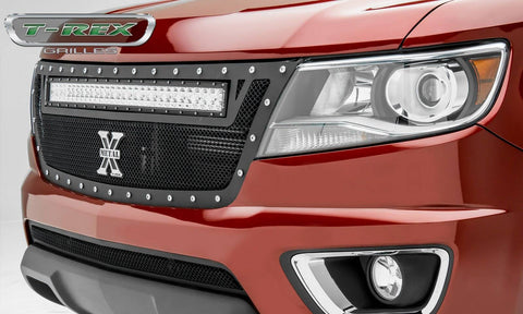 T-REX Torch Series, 1 Piece Grilles - 2015-2018 Colorado