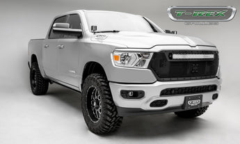 T-Rex Grilles Stealth Torch Series LED Light Grille - 2019+ Ram 1500