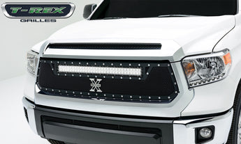 T-REX Torch Series, 1 Piece Grilles - 2014-2017 Tundra