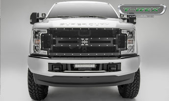T-REX X Metal Series, Grilles - 2017-2019 F250/F350 without Forward Camera
