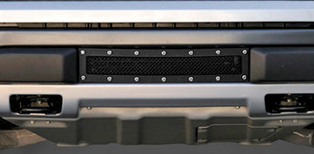T-REX X Metal Series, Overlay Bumper Grille - Gloss Powdercoat - 2010-2014 SVT Raptor