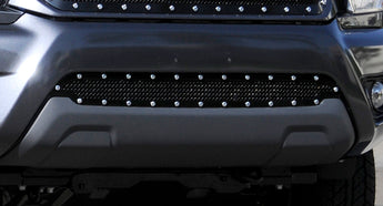 T-REX X Metal Series, Overlay Bumper Grille - 2012-2015 Tacoma