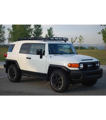 "Gobi Stealth Rack - FJ Cruiser w/ 6"" Light"