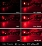 Raptor Brake Light Comparison