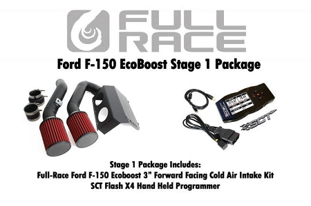 Full Race F150 Stage 1 Performance Kit