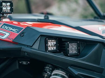 Rigid Industries Headlight Kit PRO - 2014-2015 Polaris RZR XP1000