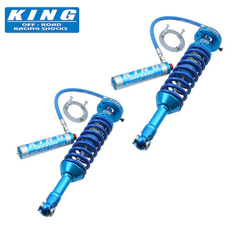 King 3.0 Coilovers with Adjusters (Pair) - 2010-2014 SVT Raptor