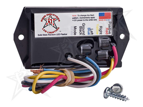 Rigid Industries #40612 6A 12V Flasher Module