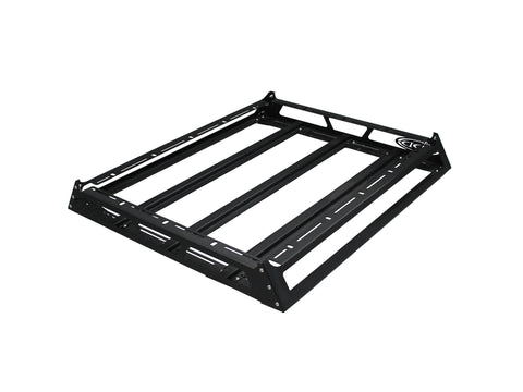 "Universal Roof Rack with ADD Logo 48""L x 52""W in Hammer Black"