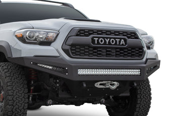 ADD Honeybadger Winch Front Bumper - 2016-2019 Tacoma