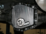 aFe Rear Differential Cover, Machined Fins w/ Gear Oil - F150/Raptor