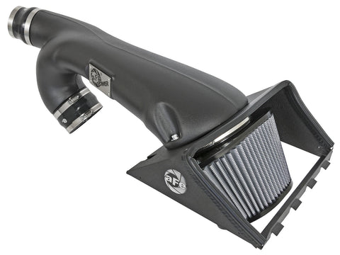 aFe POWER Magnum FORCE Stage-2 Pro DRY S Cold Air Intake System - 2012-2014 F150 3.5L